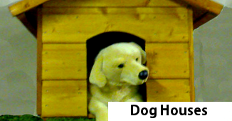 dog houses - outdoor dog kennels - timbertrove