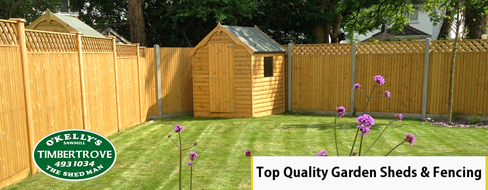 Timbertrove Garden Sheds And Garden Fencing   Wooden Sheds U0026 Wooden Fences  ...
