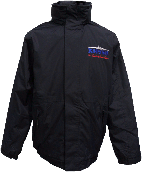 Waterproof Regatta Jacket (Navy) XH558